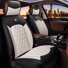 Buy Single auto seat microfiber leather car seat covers cushions universal fit car styling accessories 1631 for $50.75 in AliExpress store