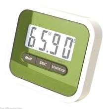 5Colors Large Multifunction LCD Kitchen Cooking Timer Count-Down Up Clock Loud Alarm Magnetic Brand Cool(China)