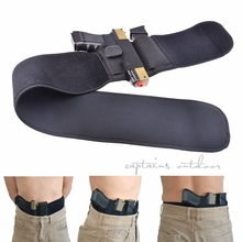 Left or Right hand Belly Band Holster Gun Pistol Holsters Fits for Glock 17 18 19 22 23 31 32 and most Pistol