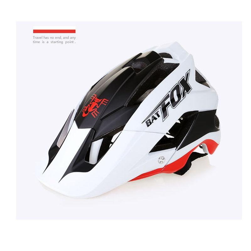 BATFOX Women Men Cycling shark Helmet cycling helmets road bike Bicycle casco specialiced ciclismo mtb hombre protone helmet 9