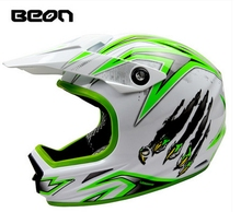 2017 authentic BEON helmets motorcycle helmet small off-road Moto cross-country bicycle knight - Liqi Autom & Motor Store store