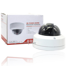 DS-2CD2142FWD-IS Hikvision Smart Webcam English Version 4MP WDR Fixed IP Dome Camera network cctv camera with audio IPC
