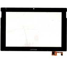black color 10.1'' new tablet pc Medion Lifetab S10345 MD99042 MD 99042 touch screen digitizer glass sensor(China)