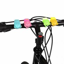 Outdoor Night Riding Equipment Cycling Taillights Riding Warning Light Safety Lights LED Silicone Warn Lights(China)