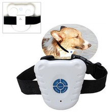 ULTRASONIC DOG TRAINING COLLAR ANTI BARK STOP BARKING COLLAR HIGH QUALITY