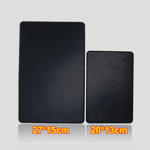 Car Anti Slip Mat Skid Holder Interior Accessories Large Size Auto Vehicle Dashboard Styling For GPS mp3 mp4 Pad Mobile Phone(China)
