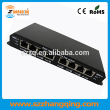 Convenient PoE Switch Gigabit PoE 1000Mbps 8 Port For CCTV Camera, Wireless Router
