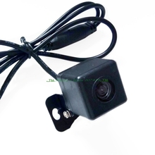 rear view camera ccd/SONY CCD Night color car reversing video system for universal camera front /rear carmera Angle adjustable(China)