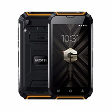 "Original GEOTEL G1 Android 7.0 Shockproof Phone 5"" Quad Core 2GB RAM 16GB ROM 7500mAh Big Battery Dual SIM 8MP Camera 3G WCDMA(China)"