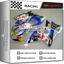 Hot Sale For Suzuki Fairing Kits 2000 01 02 2001 2003 K2 GSX-R1000 Motorcycle Cowling With 100% Fit Guarantee PEPE