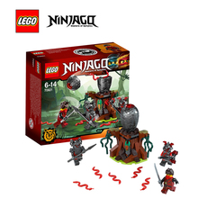 LEGO Ninjago Vermillion Attack Architecture Building Blocks Model Kit Plate Educational Toys Children LEGC70621 - Bricks Store store