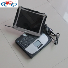 4G RAM Laptop for Panasonic cf-19 toughbook with 360 degree rotate touch screen support icom a2 sd c4 + dhl free