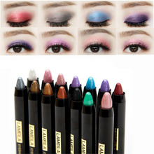 New Cheap Makeup Shimmer Glitter Eyes Eyeshadow Powder Pigment Waterproof Purple White Single Color Eye Shadow Pencils Make Up