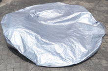 Round shape hot tub  cover cap prevent snow, rain and dust,OD: 1600mm  x300 mm(H) ,can customize spa, swim spa cover bag