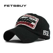 FETSBUY High Quality Cap Unisex Snapback Men Baseball Cap Men Caps Basketball Gorras Fitted Snapbacks Hats For Men Women Hat(China)