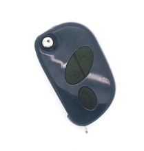 REPLACEMENT Remote Key Shell Case Fob 3 Button for Maserati GRAN TURISMO QUATTROPORTE Uncut Blank Blade Without Logo