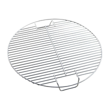 "BBQ Round Meshes Replacement Mesh Wire Net Nonstick Stainless Steel Grilling Mesh Cooking Grill Grid Grate BBQ Accessories 17.5""(China)"
