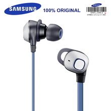 SAMSUNG IA510 In-ear Headsets with Mic 3.5mm 1.2m Stereo Sport Earphones for Samsung S8 S8Edge Support Official Verification