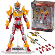 NEWEST! ARMOR HERO Deformation Robot Action Figures LAVA/TSUNAMI/TORNADO/CLIFF Transformation toys for children gift(China)