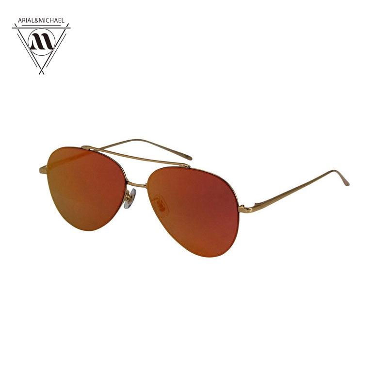 Arial&amp;Michael Brand New Fashion Womens Sunglasses vintage Eyeglasses Ultra thin lens Men/Women Eyewear oculos high quality<br><br>Aliexpress