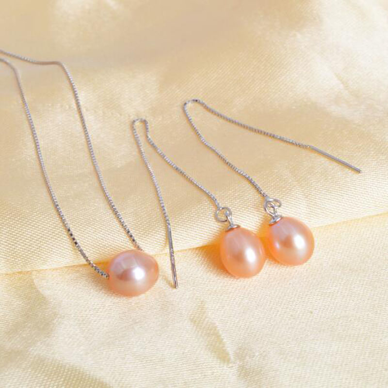ASHIQI-925-Sterling-Silver-Jewelry-Set-Freshwater-Pearl-Necklaces-Earrings-7-8mm-Rice-Natural-Pearls-for (2)