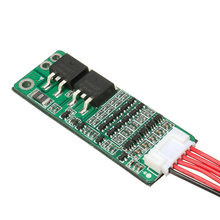 MLLSE 5S 15A Li-ion Lithium Battery BMS 18650 Charger Protection Board 18V 21V Cell BU0052(China)