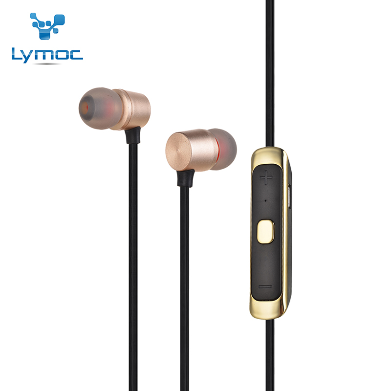 Lymoc Sport Headset Bluetooth BE368 Wireless Earphone Bluetooth CSR8635 V4.1 Auriculares Handsfree With MIC For iPhone XiaoMi<br><br>Aliexpress