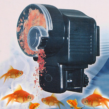 Mini Automatic Aquarium Tank Auto Fish Feeder Timer Electronic Fish Food Feeding Fish & Aquatic Pet Supplies