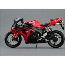 Honda CBR1000RR Metal Kit Diecast Motorbike Model Maisto Assembly Toys  1:12 Scale Model Motorcycle Free shipping
