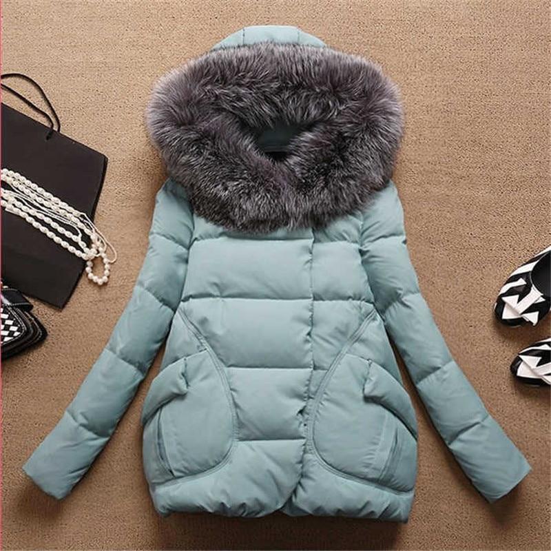 2015 new Korean Nagymaros collar down jacket women long section of plus size A-Line Slim thickening tide coat kleider  MZ309Îäåæäà è àêñåññóàðû<br><br>