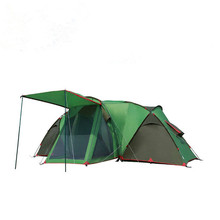 Wnndieo  Outdoor2 room family tent (4 person family tent