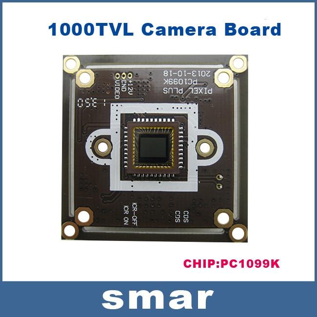 HD 1000TVL CCTV  CMOS Camera Board OSD Menu Support UTC Control<br><br>Aliexpress