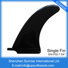 "7 3/4""Length Surfboard  Hot Sale Surfboard Fin Longboard Single Fins Center Fins"