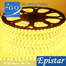 100 m DHL UPS FEDEX 220v 230v 240v 5730 LED strip light lamp led string tape with free shipping(instead of 5050 strip)(