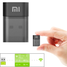 Original Xiaomi 150Mbps WiFi Portable Mini USB Wireless Router/Repeator Adapter Signal Enhancement Booster for Home Office Hotel