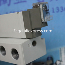 SY9240-4MOZ-03 SMC solenoid valve WITH base electromagnetic valve pneumatic component(China)
