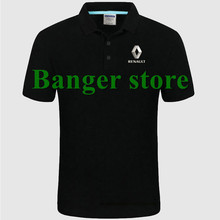 Polo Homme Cotton 4S Renault car Logo Polo Shirt Plus Size 3XL for women and men