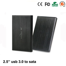 2 pcs hdd rack Aluminum 2.5 USB 3.0 sata box hdd ssd  2.5 2.5 1TB 7mm 9.5mm for notebook hdd bay hdd laptop drive bay