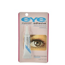 GANGGUAN 1Pc Eye Lash Glue Clear White Waterproof False Eyelashes Makeup Adhesive For Women Lady