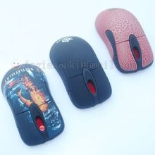 NEW Shell/Cover/outer case+wheel for Microsoft Intellimouse Optical IO 1.1 Steelseries mouse