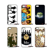 Classic Rock Band The Beatles fashion Phone cover For Huawei Ascend P6 P7 P8 P9 P10 Lite Plus 2017 Honor 5C 6 4X 5X Mate 8 7 9