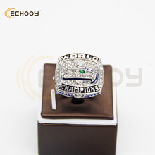 Seattle Seahawks 2013 Super Bowl Championship Rings with box for wilson that a best gift for fans(China)