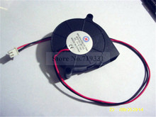 2 pcs/lot 50mmx50mmx15mm 50mm 5cm Radial Computer DC Fans 12V Blower Fan Cooler(China)