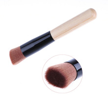 HOT Pro Tech Brushes Face Powder Foundation Contour Blush Cosmetic Makeup Tool EP(China)