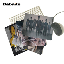 Babaite McCall Tyler Posey Teen Wolf Series Create Your Own Style Cool Dark Mouse Pad Computer Laptop Custom-made Mouse Mat Pad(China)