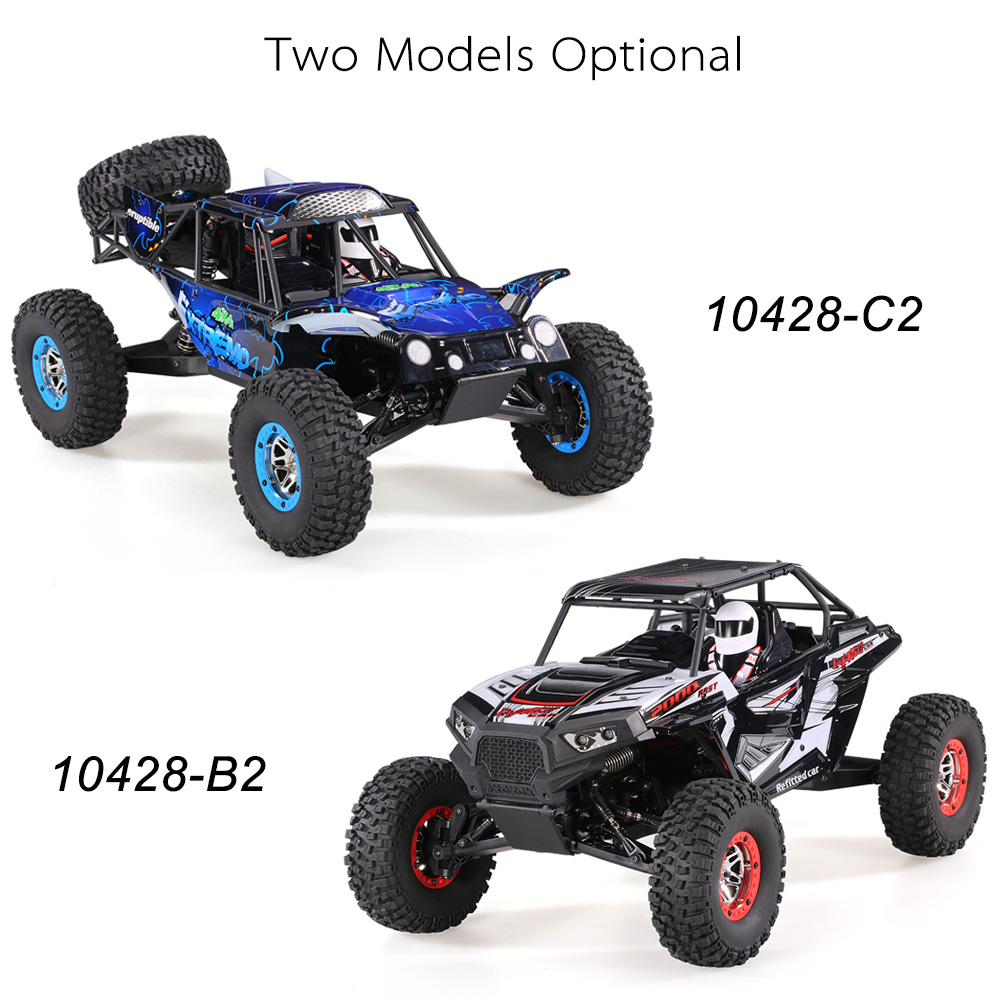 Cool Remote Control Climbing Car SUV 10428-B2 110 2.4G 4WD Electronic Rock Crawler Off-Road Buggy Desert Baja RC Cars RTR (17)