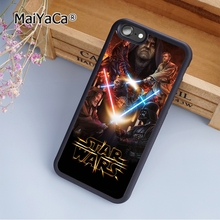 MaiYaCa All Character Star Wars Phantom fashion soft mobile cell Phone Case Cover For iPhone 5 5S SE Custom DIY cases luxury(China)