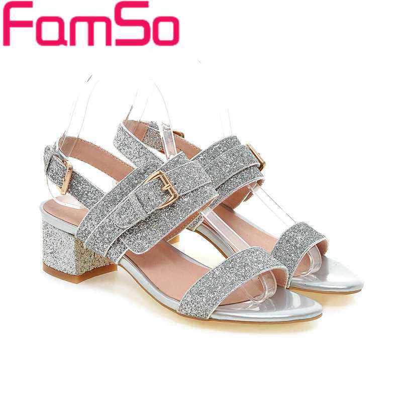 Plus Size34-43 2017 Shoes Women Sandals Female Gold Rhinestone Shoes 4 Colors Shoes Summer Women Platforms Sandals PS2322<br><br>Aliexpress