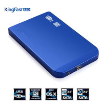KINGFAST USB 2.0 HDD Hard Drive 2.5 inch Box External Enclosure Mobile Disk Box HHD Caddy For Cases PC Laptop(China)