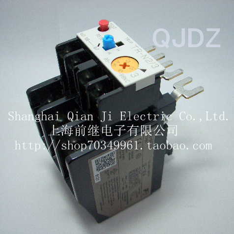 TR-N2 / 3TR-N2 / 3 Thermal overload relay<br>